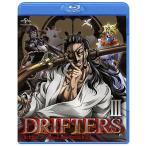 BD DRIFTERS 第3巻 (Blu-ray Disc)[NBC]《取り寄せ※暫定》