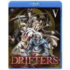BD DRIFTERS 第5巻 (Blu-ray Disc)[NBC]《取り寄せ※暫定》