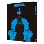 BD GANGSTA. 4 特装限定版 (Blu-ray Disc)[バンダイビジュアル]《取り寄せ※暫定》