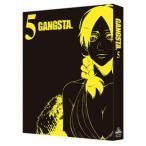 DVD GANGSTA. 5 特装限定版[バンダイビジュアル]《取り寄せ※暫定》