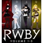 BD RWBY VOLUME 1-3 Blu-ray SET 初回仕様版[ワーナー・ブラザース]《取り寄せ※暫定》