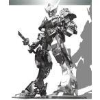メタリックナノパズル プレミアムシリーズ TMPG-006 機動戦士ガンダム 鉄血のオルフェンズ ガンダム・バルバトス 第4形態[テンヨー]《発売済・在庫品》