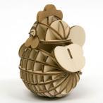 Wooden Art ki-gu-mi ニワトリ[Azone]《取り寄せ※暫定》
