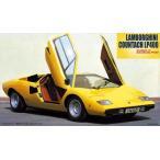 1/24 リアルスポーツカーシリーズ No.60 カウンタックLP400 プラモデル(再販)[フジミ模型]《取り寄せ※暫定》