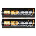 ミニ四駆パーツ 単3形ニッケル水素電池ネオチャンプ(2本)[タミヤ]《発売済・在庫品》