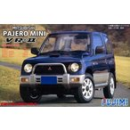 1/24 インチアップシリーズ No.001 三菱パジェロミニVR-II 1994 プラモデル(再販)[フジミ模型]《取り寄せ※暫定》