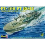 1/72 PT-109 P.T.ボート 魚雷艇 プラモデル(再販)[アメリカレベル]《在庫切れ》