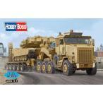 1/35 ファイティングヴィークル シリーズ アメリカ陸軍 M1070/M1000 重装備運搬車 プラモデル(再販)[ホビーボス]【同梱不可】《取り寄せ※暫定》