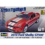 1/25 2010 フォード シェルビー GT500 プラモデル(再販)[アメリカレベル]《取り寄せ※暫定》