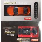 MINI-Z Racer MR-03N-RM ボディ/シャシーセット TOYOTA 86 メタリックオレンジ[京商]《取り寄せ※暫定》