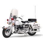 1/6 オートバイシリーズ No.38 ハーレーダビッドソン FLH 1200 ポリスタイプ プラモデル(再販)[タミヤ]《取り寄せ※暫定》