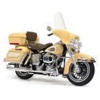 1/6 オートバイシリーズ No.40 ハーレーダビッドソン FLH クラシック プラモデル(再販)[タミヤ]《取り寄せ※暫定》