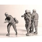1/35 米・ベトナム戦兵士4体ジャングルパトロール プラモデル(再販)[マスターボックス]《取り寄せ※暫定》