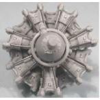 1/48 中島栄21型(ハ115)空冷星型14気筒エンジン:零戦他 レジンキット[ベクター]《取り寄せ※暫定》