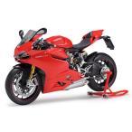 1/12 オートバイシリーズ No.129 ドゥカティ 1199 パニガーレS プラモデル[タミヤ]《取り寄せ※暫定》