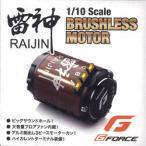 雷神(RAIJIN) ブラシレスモーター 10.5T[ジーフォース]《取り寄せ※暫定》