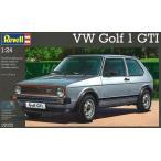 1/24 VW ゴルフ 1 GTI プラモデル[ドイツレベル]《取り寄せ※暫定》