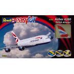 ドイツレベル 1/288 エアバス A380 ブリティッシュ エアウェイズ 06599 プラモデル