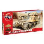 1/76 M3 リー/グラント 中戦車 プラモデル(再販)[エアフィックス]《取り寄せ※暫定》