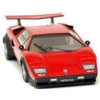 """1/43 ランボルギーニ カウンタック LP400/500S """"Walter Wolf"""" Ch.1120148 1975(再販)[メイクアップ]【送料無料】《取り寄せ※暫定》"""