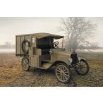 1/35 T型フォード 1917 救急車 プラモデル[ICM]《取り寄せ※暫定》
