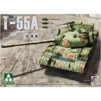 1/35 ロシア軍 T-55A 中戦車 3 in 1 プラモデル[TAKOM]《発売済・在庫品》