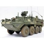 1/35 M1130 ストライカーコマンドビークル プラモデル(再販)[AFVクラブ]《12月予約》