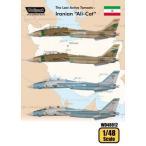"""1/48 F-14A""""アリキャット"""" デカールセット(タミヤ用)[ウルフパック]《12月予約》"""