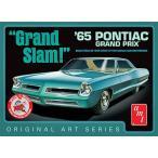 """1/25 1965 ポンティアック・グランプリ """"グランド・スラム!""""(ボディ成形色:白) プラモデル[AMT]《02月予約》"""