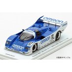 1/43 Porsche 962C (962-008) #17 OMRON Fuji 1000km 2nd 1988 Klaus Ludwic/Price Cobb[キッドボックス/スパーク]《04月予約》