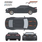 1/24 2017 Chevy Camaro SS 50th Anniversary Edition[グリーンライト]《06月仮予約》