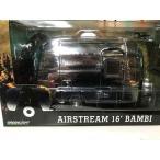 ショッピンググリーン 1/24 Airstream 16' Bambi Sport - Chrome[グリーンライト]《05月仮予約》