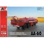 1/72 AA-60空港用化学消防車 プラモデル(再販)[モデルズビット]《取り寄せ※暫定》