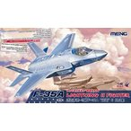 1/48 ロッキード・マーティン F-35A ライトニングII 戦闘機 プラモデル[MENG Model]《発売済・在庫品》
