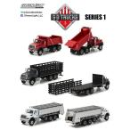 1/64 S.D. Trucks Series 1 3種セット[グリーンライト]《10月仮予約》