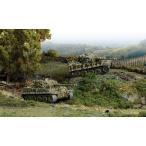 1/72 WW.II ドイツ軍 VI号戦車 ティーガーI(2輌セット) プラモデル(再販)[イタレリ]《12月予約※暫定》