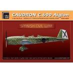 1/48 コードロン C.600 エーグロン連絡機 スペイン内戦(共和国軍、ナショナリスト派) プラモデル[SBS]《12月予約》