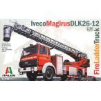1/24 イビコ・マギルス DLK23-12 はしご付消防車 プラモデル[イタレリ]《04月予約》