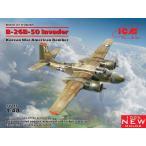 """1/48 B-26B-50 インベーダー """"コリアンウォー"""" プラモデル[ICM]《10月仮予約》"""