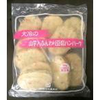 大冷 山芋入りふんわり豆腐ハンバーグ 60g×10