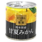 K&K 国分 にっぽんの果実 熊本県産甘夏みかん 185g