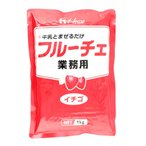 ハウス食品 業務用フルーチェ(イチゴ) 1kg