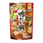 【秋冬商材】キッコーマン 贅沢だしがおいしい鴨だし鍋つゆ 750g