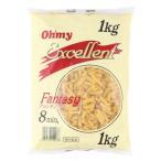 日本製粉オーマイエクセレントファンタジーマカロニ 1kg<少量在庫>
