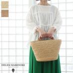 ショッピングヘレンカミンスキー [国内正規品] HELEN KAMINSKI ヘレンカミンスキー ラフィア レザー かご トートバッグ RHIANNA S