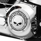 25441-04A ウイリーG・スカル・コレクション ダービーカバー 【ハーレー純正カスタムパーツ】