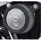 29400239 スクリーミンイーグル ステージIエアクリーナーキット テクスチャーブラック
