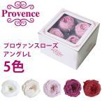 【プリザーブドフラワー】プロヴァンスローズ アングレL 4輪 <フラワーアレンジメント・花材・バラ・薔薇>