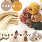 1色10玉セット 秋冬毛糸 あみもねっと気になるメリノ極太 まとめ買い用