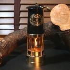 灯油ランプ 炭鉱ランプ ブラックボンネット オイルランプ 英国製 イートーマス&ウィリアムス